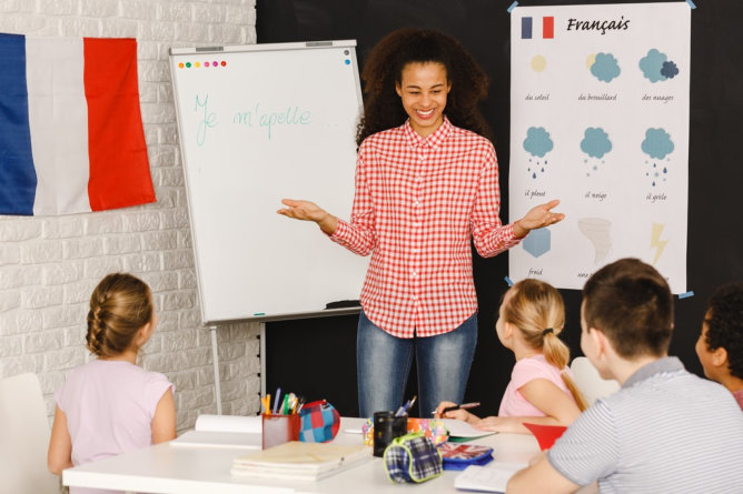 Fun French Activities for Young Children
